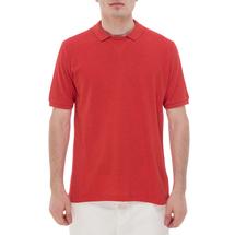 Футболка мужская  Цвет:красный Артикул:0978654 1