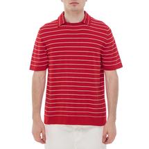 Футболка мужская  Цвет:красный Артикул:0978655 1