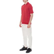 Футболка мужская  Цвет:красный Артикул:0978655 2