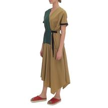 Платье женское  Цвет:бежевый Артикул:0580195 2
