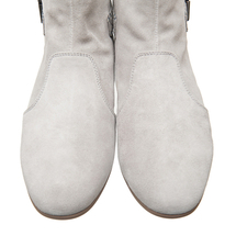 Ботинки женские  Цвет:серый Артикул:0262423 2