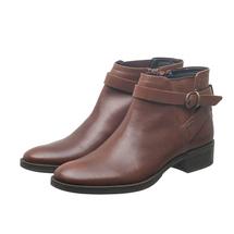 Ботинки женские  Цвет:коричневый Артикул:0262430 1