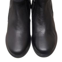 Ботфорты женские  Цвет:черный Артикул:0262416 2