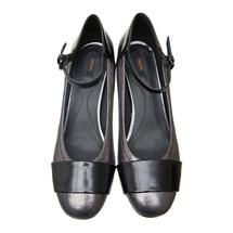 Туфли женские  Цвет:черный Артикул:0262389 2