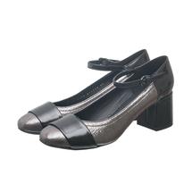 Туфли женские  Цвет:черный Артикул:0262389 1