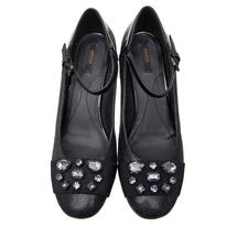 Туфли женские  Цвет:черный Артикул:0262390 2