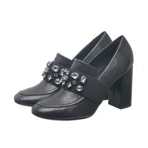 Туфли женские  Цвет:черный Артикул:0262391 1