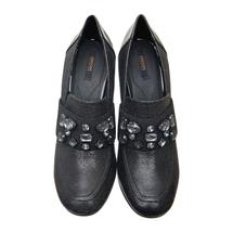 Туфли женские  Цвет:черный Артикул:0262391 2