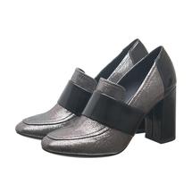 Туфли женские  Цвет:черный Артикул:0262392 1