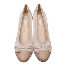 Туфли женские  Цвет:бежевый Артикул:0262394 2