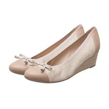 Туфли женские  Цвет:бежевый Артикул:0262394 1