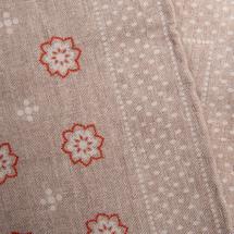 Платок декоративный мужской  Цвет:бежевый Артикул:0168021 2