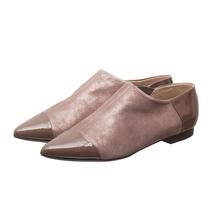 Туфли женские  Цвет:коричневый Артикул:0262435 1