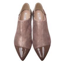 Туфли женские  Цвет:коричневый Артикул:0262435 2