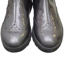 Ботинки женские  Цвет:серый Артикул:0262463 2