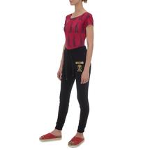 Брюки спортивные женские  Цвет:черный Артикул:0580230 2