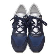 Кроссовки женские  Цвет:синий Артикул:0262458 2