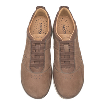 Кроссовки мужские  Цвет:коричневый Артикул:0359943 2