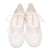 Полуботинки женские  Цвет:розовый Артикул:0262473 2