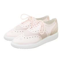 Полуботинки женские  Цвет:розовый Артикул:0262473 1