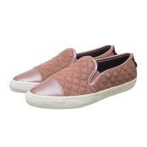 Слипоны женские  Цвет:розовый Артикул:0262282 1