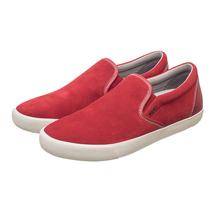 Слипоны мужские  Цвет:красный Артикул:0359896 1