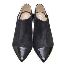 Туфли женские  Цвет:черный Артикул:0262435 2