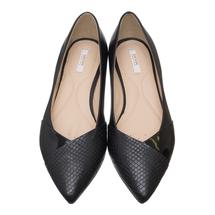 Туфли женские  Цвет:черный Артикул:0262493 2