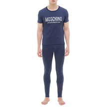 Пижама мужская  Цвет:синий Артикул:1062429 1