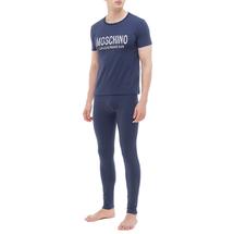 Пижама мужская  Цвет:синий Артикул:1062429 2