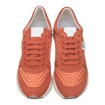 Кроссовки женские  Цвет:оранжевый Артикул:0262503 2