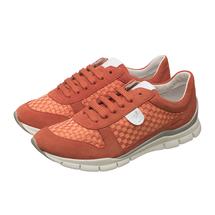 Кроссовки женские  Цвет:оранжевый Артикул:0262503 1